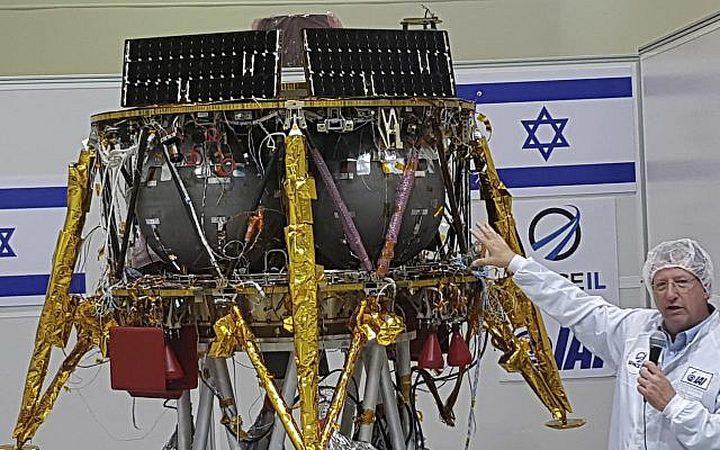 ناسا تساعد شركة إسرائيلية لإطلاق أول رحلة فضائية
