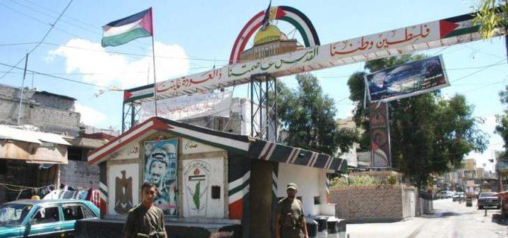 لبنان: جدار منتظر حول مخيّم الرشيدية