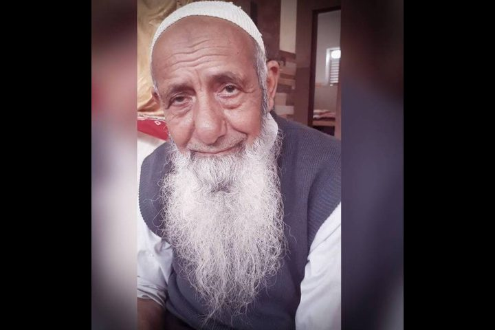 استشهاد مسن برصاص الاحتلال أمس شرق المغازي