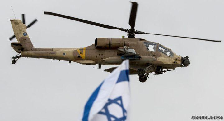 هبوط اضطراري لطائرة عسكرية إسرائيلية