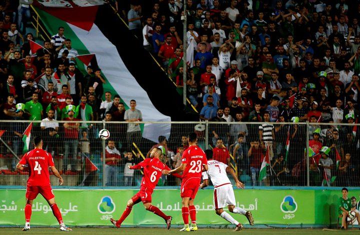 تغيير مسمى الدوري في الضفة الغربية وقطاع غزة