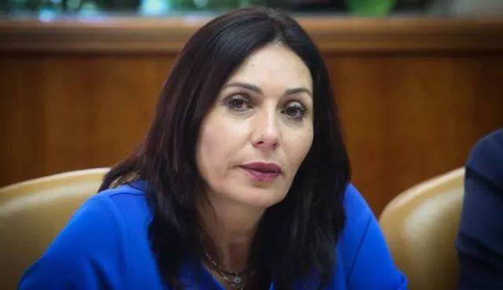 وزيرة اسرائيلية تزور ابو ظبي نهاية الشهر