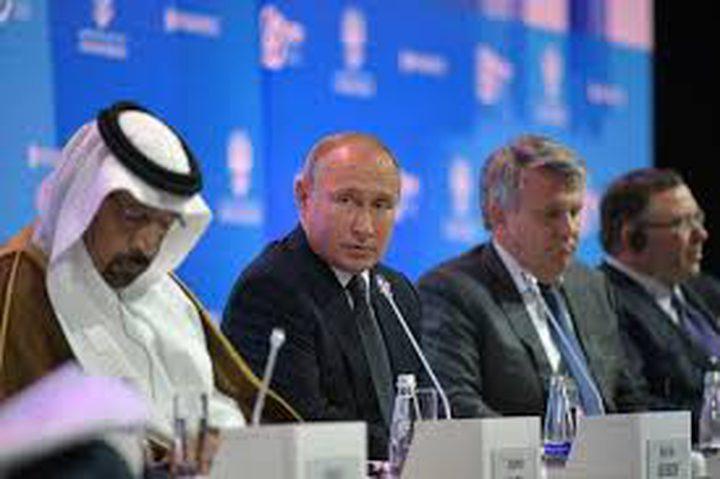 بوتين: يجب انسحاب كل القوات الاجنبية من سوريا