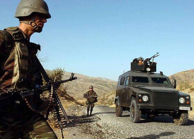 مقتل 4 جنود أتراك وإصابة 5 في هجوم لمسلحين أكراد