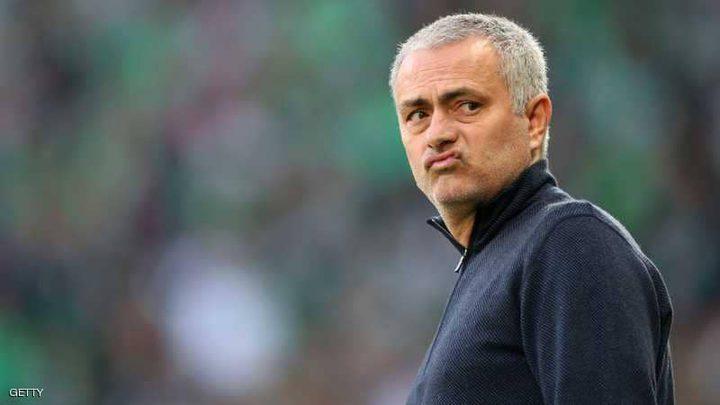 مورينيو يعترف: فريقي لم يقدم جيداً