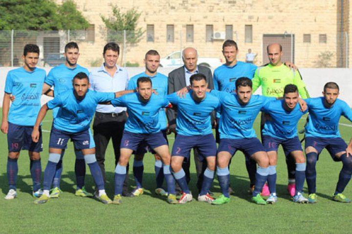 """طوباس في صدارة """"الأولى"""" بعد الفوز على هلال أريحا"""