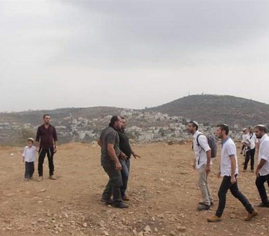 إصابات خلال مواجهات مع قوات الاحتلال