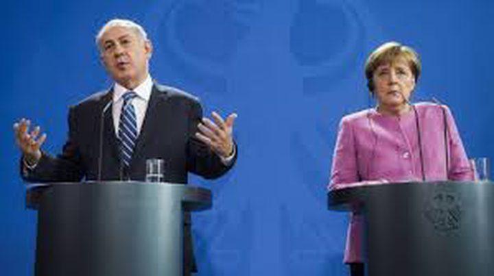 توقيع إتفاقية إقتصادية بين إسرائيل وألمانيا