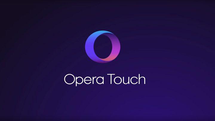 """""""Opera Touch"""" يصل إلى هواتف آيفون"""
