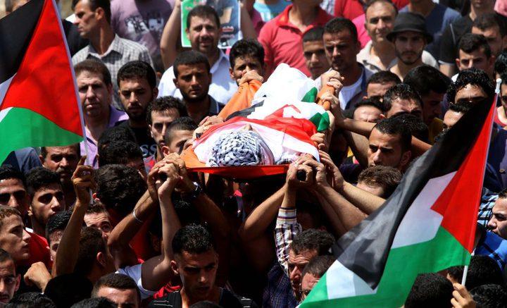 تشييع جثامين 3 شهداء بينهم طفل في غزة