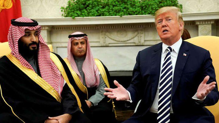 بن سلمان: السعودية موجودة قبل أمريكا ولن ندفع