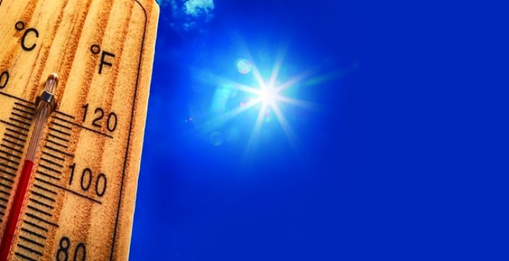 انخفاض طفيف على درجات الحرارة
