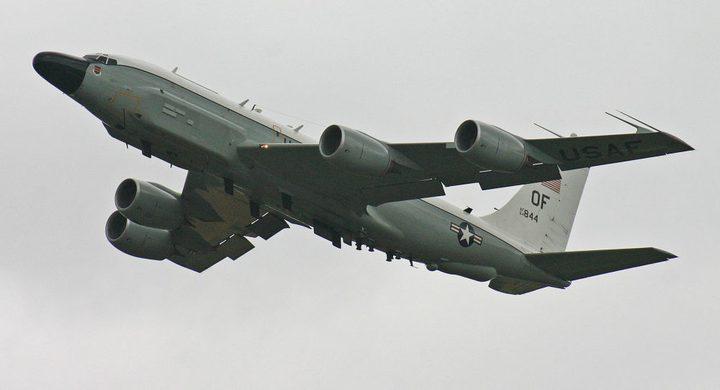 طائرة أمريكية تتجسس بالقرب من حميميم