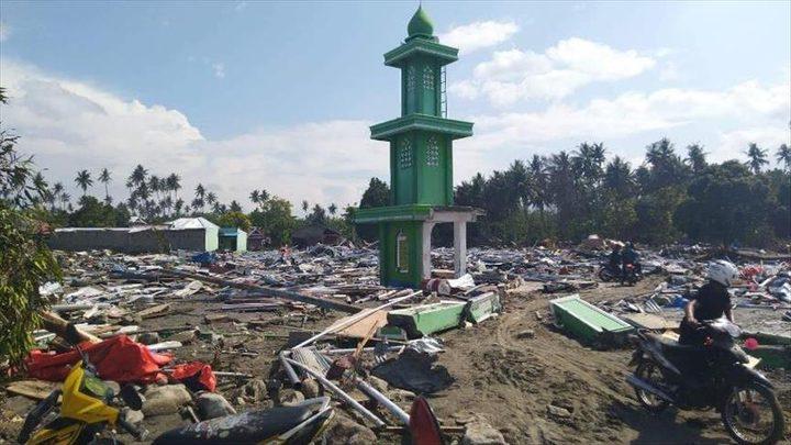 اندونيسيا ترحب بتضامن فلسطين معها في محنتها