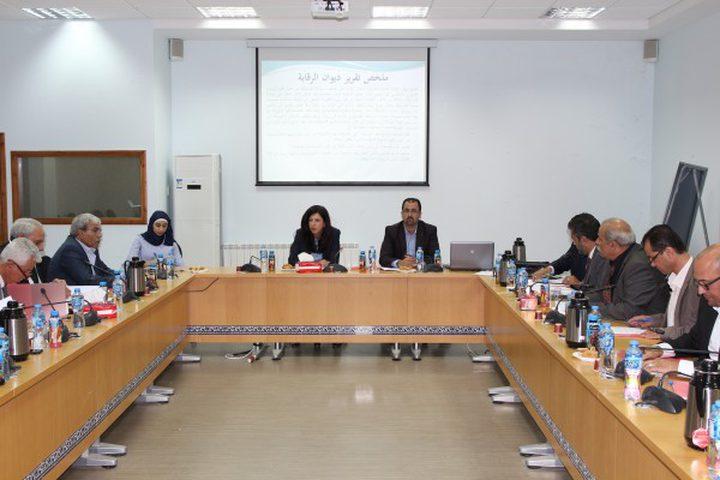 المجلس الفلسطيني يقرر مراجعة جمعيات حماية المستهلك