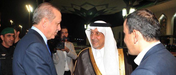 """""""نيويورك تايمز"""": أردوغان رفض رشوة سياسية سعودية"""