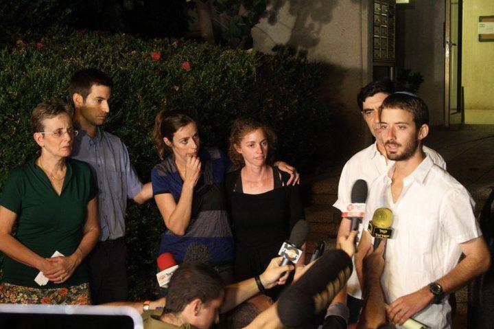 عائلة غولدين تدعو نتنياهو لإجراء صفقة تبادل