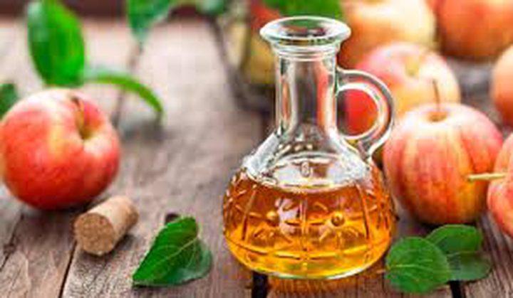 ما هي فوائد نقع القدمين في خل التفاح ؟