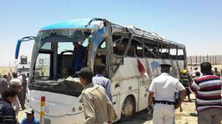 الحكومة تدين الهجوم الإرهابي في صعيد مصر