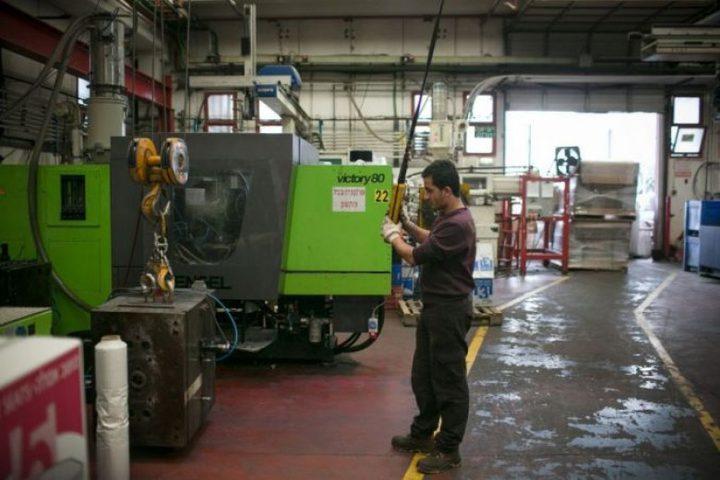 زيادة كميات الإنتاج الصناعي خلال أيلول