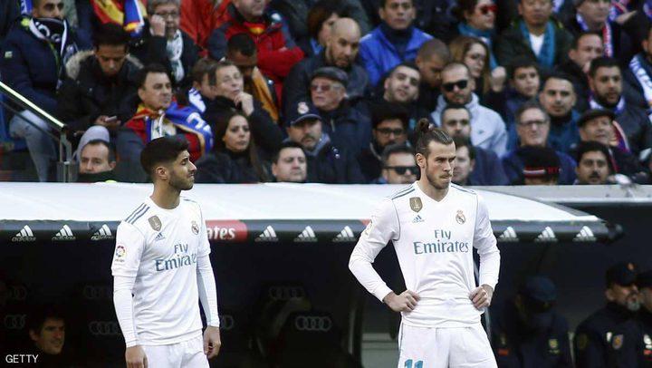 """بيل وأسينسيو.. جماهير ريال مدريد تقول """"كلمتها"""