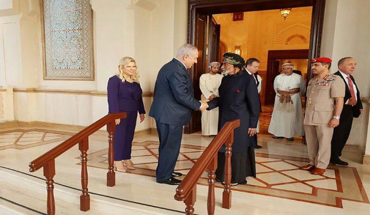 وزير إسرائيلي يتوجه اليوم إلى عُمان