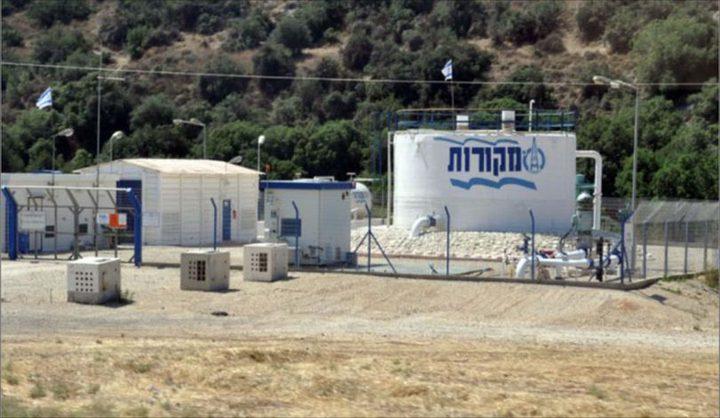 الأمم المتحدة تحذر شركة المياه الإسرائيلية