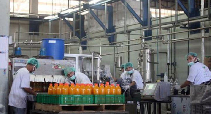 ارتفاع الرقم القياسي لكميات الإنتاج الصناعي