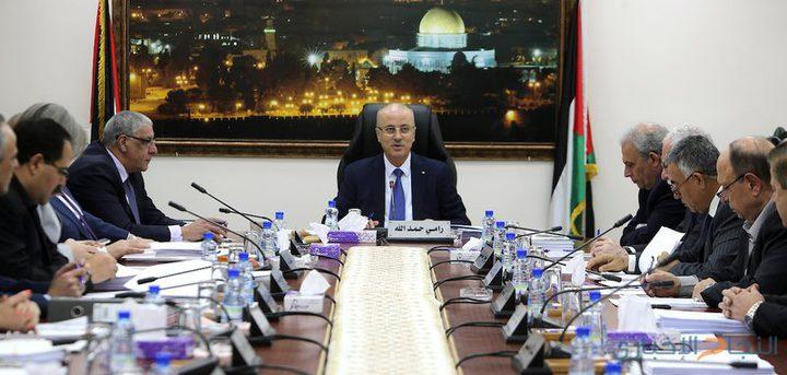 الحكومة تحذر من التصعيد الذي تقوده حكومة الاحتلال