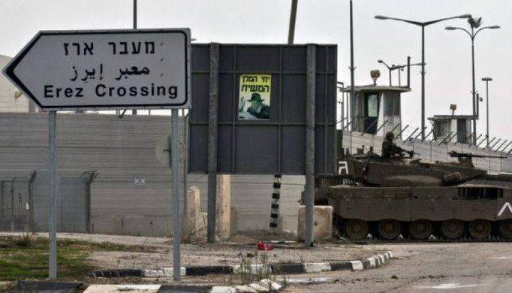 الاحتلال: اتفاق التهدئة لا يشمل إدخال عمال من غزة