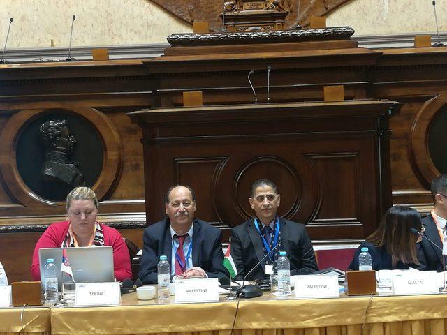 المجلس الوطني يشارك باجتماعات الجمعية البرلمانية