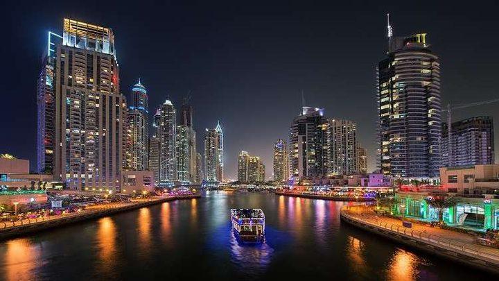 """إطلاق """"درون القرش"""" في مياه دبي!"""