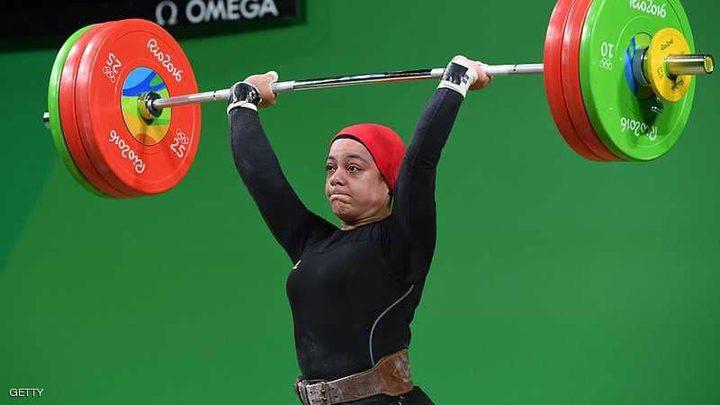 إنجاز مصري في بطولة العالم لرفع الأثقال