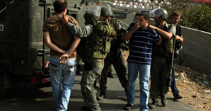"""اعتقال 3 شبان قرب مستوطنة """"ميفو دوتان"""" في جنين"""