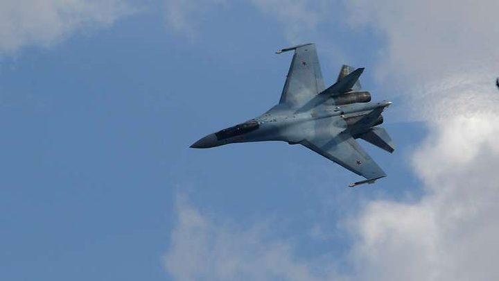 مقاتلة روسية تعترض طائرة استطلاع أمريكية
