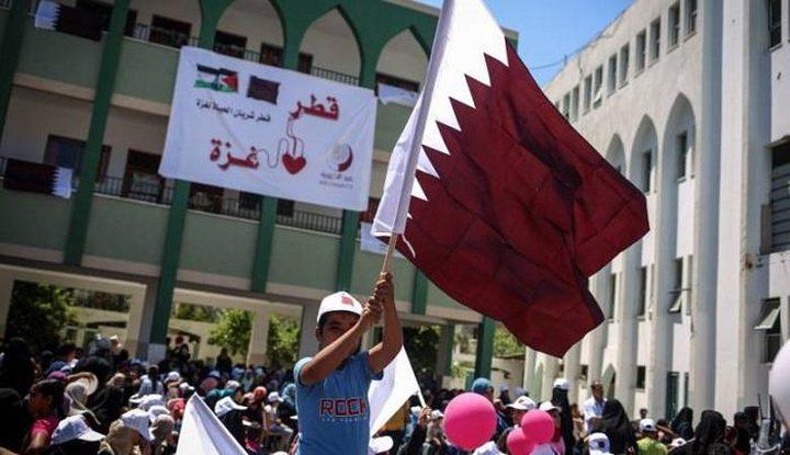 قطر تعلن صرف مساعدات نقدية لـ50ألف أسرة فقيرة بغزة