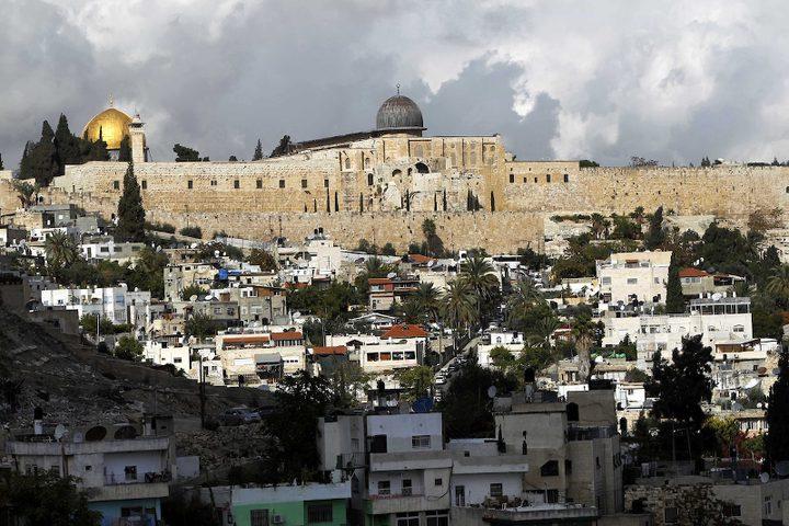 تواصل أعمال اعمار المسجد الأقصى وقبة الصخرة