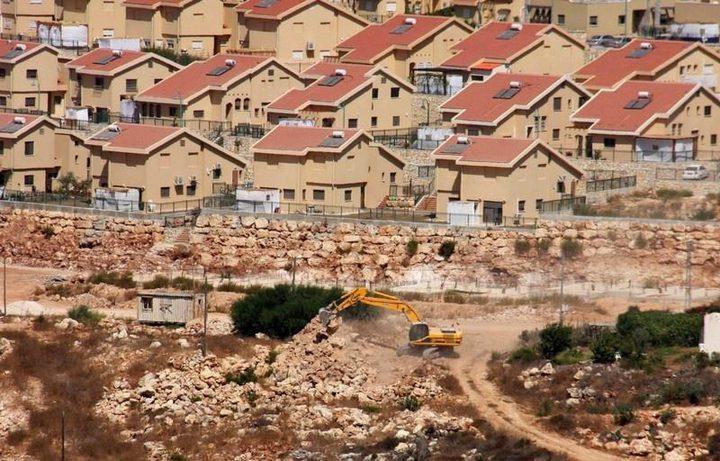 640 وحدة استيطانية جديدة في القدس المحتلة