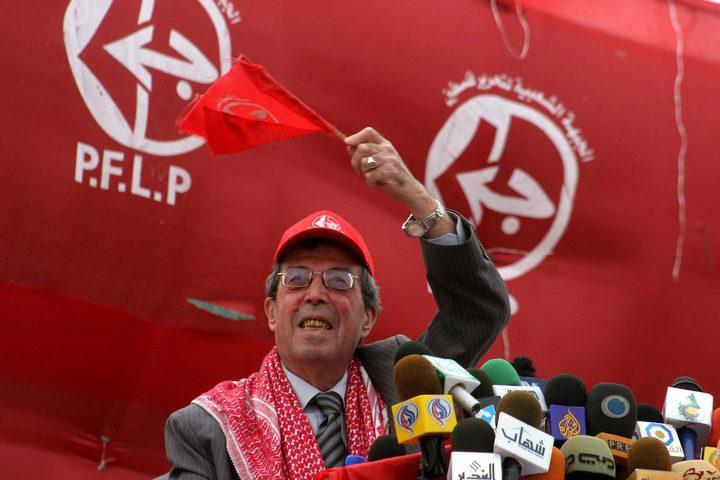 قيادي في الشعبية يحذر من مشروع فصل غزة عن الضفة