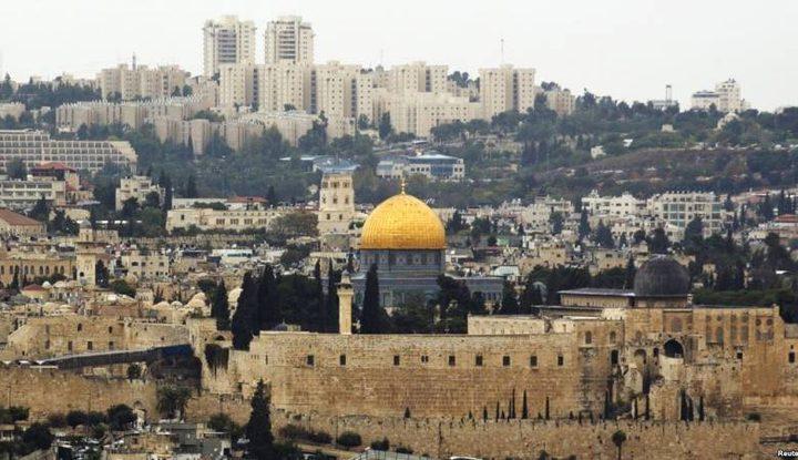 محافظ القدس يطلع قنصل إيطاليا على الأوضاع في القدس