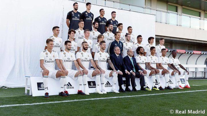 مرشح جديد لتدريب ريال مدريد الإسباني