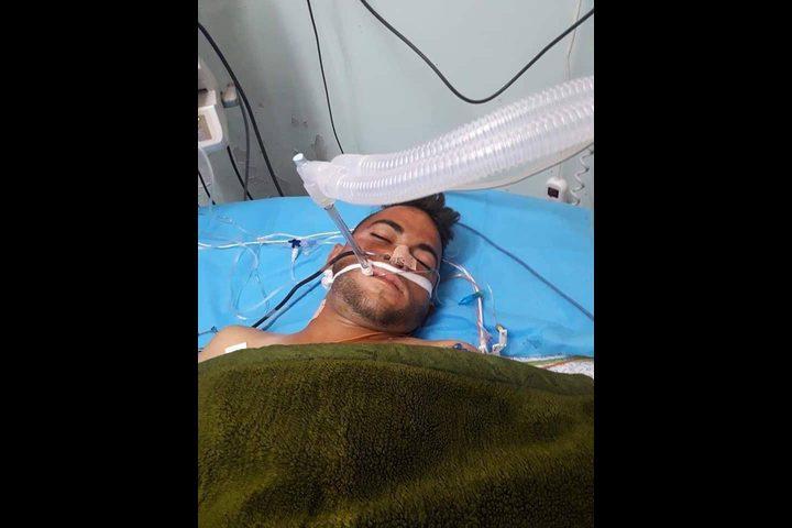 استشهاد مواطن متأثراً بجراحه شرق خان يونس