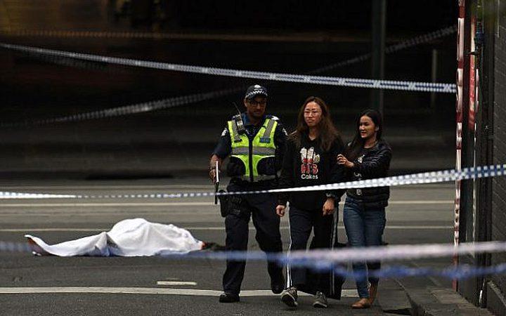 أسراليا: مقتل شخص واحد وإصابة اثنين في هجوم ارهابي