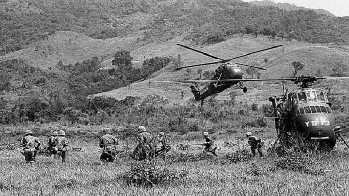 """حدث فضائي """"يحبط"""" هجوما أمريكا خلال حرب فيتنام"""