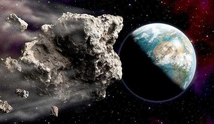 ناسا تحذر من مرور ثلاث كويكبات ضخمة قرب الأرض