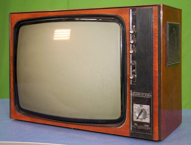 التلفزيون الملون لم يدخل بيوت الآلاف في أوروبا!