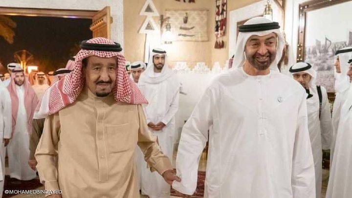بن زايد: الإمارات ستظل في خندق واحد مع السعودية