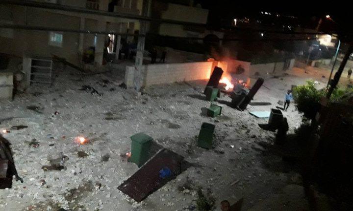 إصابات بشجار عنيف في كفر مندا (فيديو)