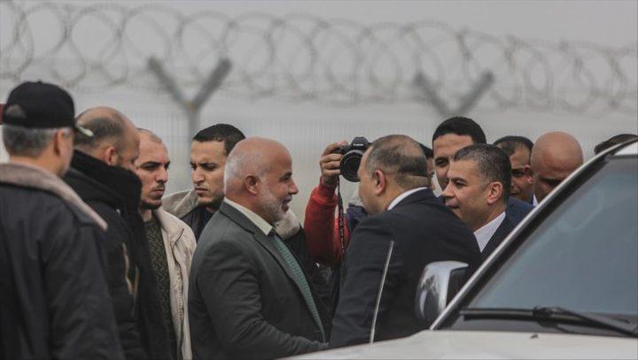 """الاستخبارات المصرية تدعو """"حماس"""" لزيارة القاهرة"""
