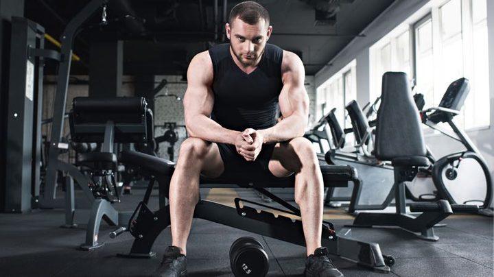 الرجال المهوسين بالتمارين الرياضية عرضة للاكتئاب